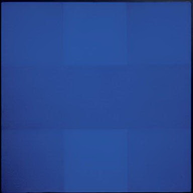 Abstract Painting: Blue, 1953 - Ad Reinhardt