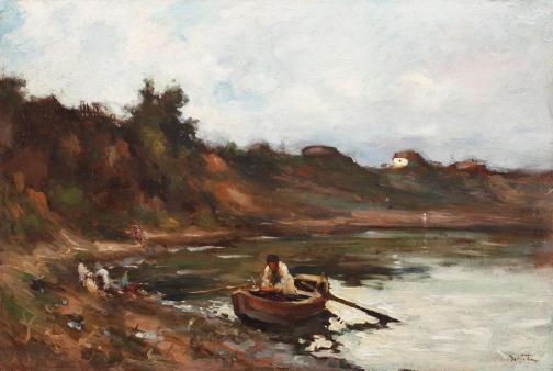 Fishing Preparations - Adam Baltatu