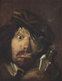 Fumatore - Adriaen Brouwer