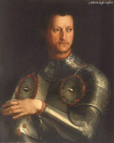 Portrait of Cosimo I de' Medici, 1545