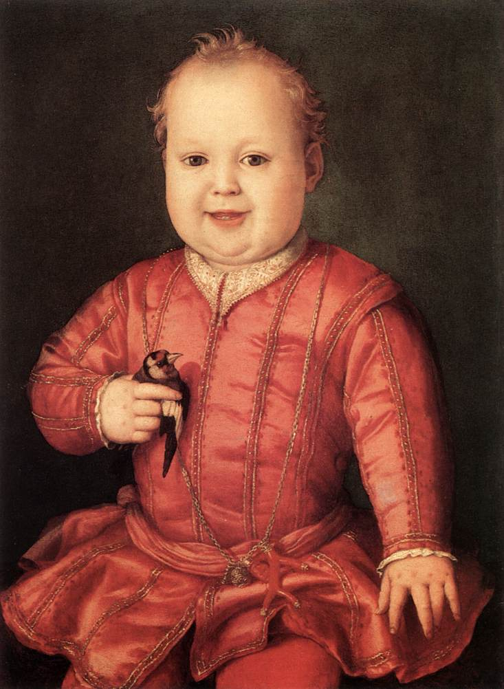 Portrait of Giovanni de' Medici, 1545