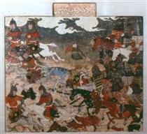 Darab and Rastnawan fight the Rumis - Ahmad Musa