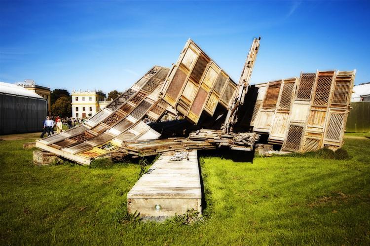 Template, 2009 - Ai Weiwei