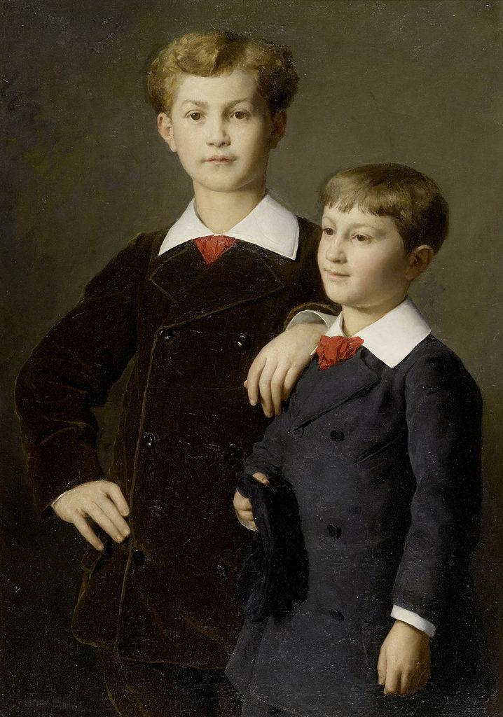 Die Söhne Chrétien, Paris, 1880