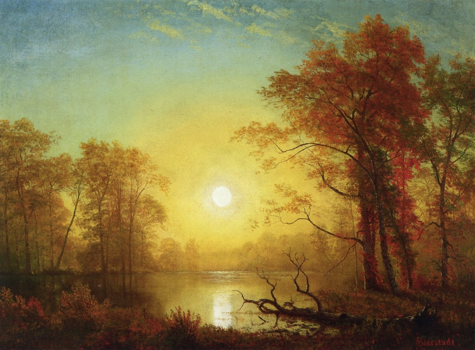 Famous Paintings Of Sunrises