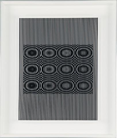 Gocce, 1975 - Alberto Biasi