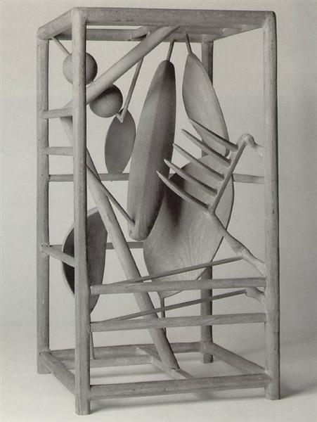 Cage - Alberto Giacometti