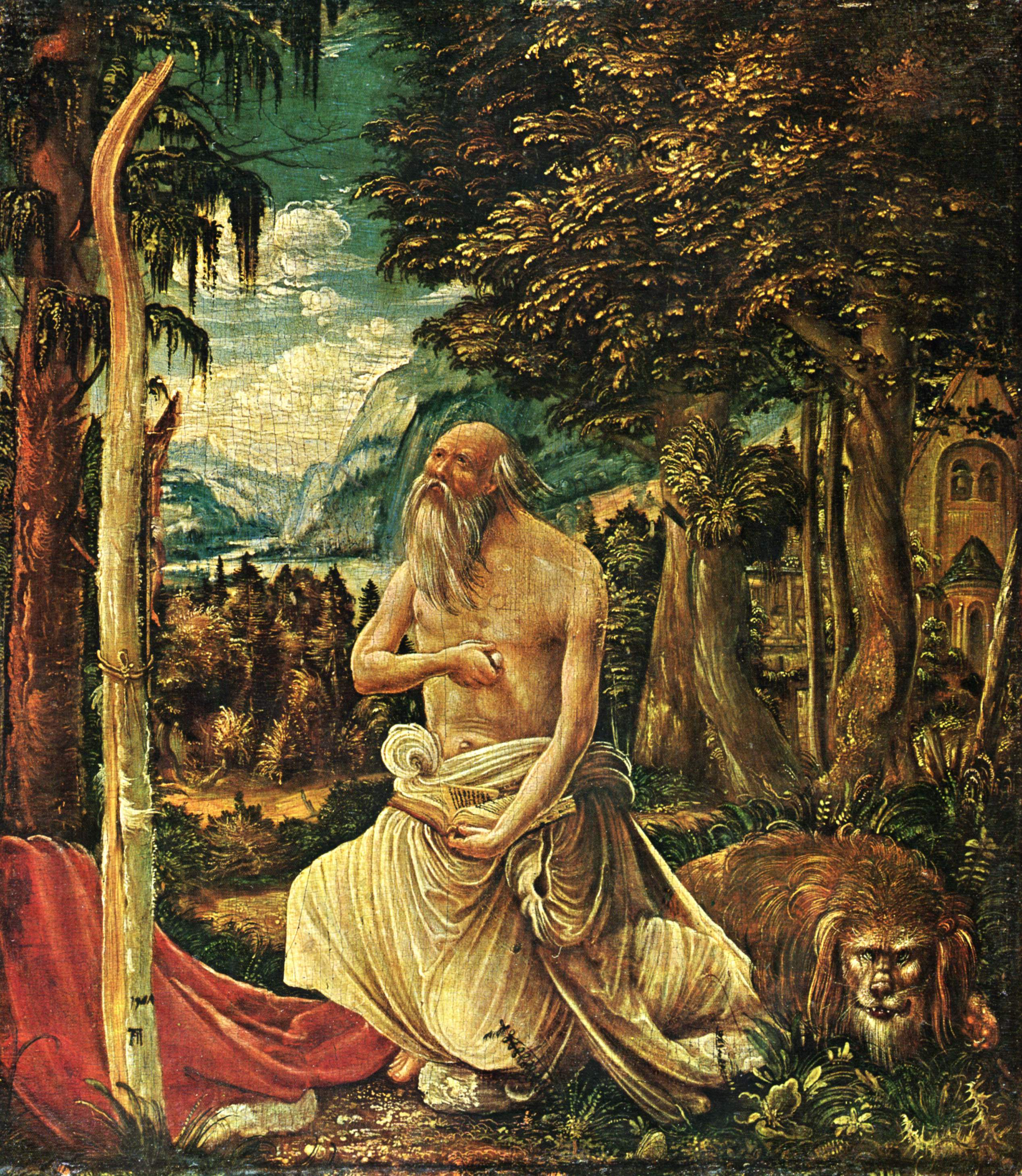 PenitentSt.Jerome, 1507