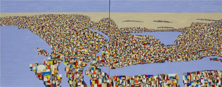 A Tale of Two Cities, 2016 - 2016 - Albrecht Behmel