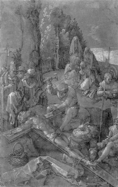 Christ - Albrecht Durer
