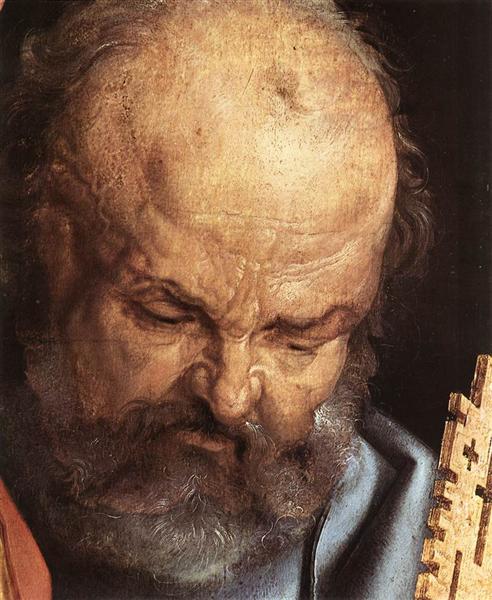 St Peter - Albrecht Durer