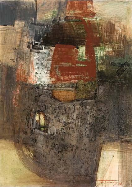 Composition - Alekos Kontopoulos