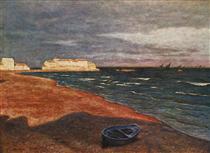 The Sea - Aleksander Gierymski