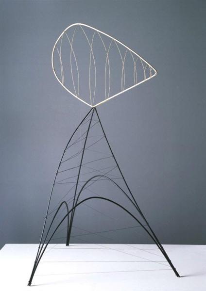 Hollow Egg, 1939 - Alexander Calder