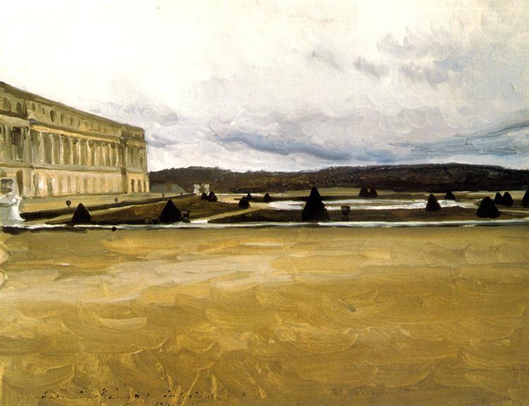 Versailles, 1906 - Alexandre Benois