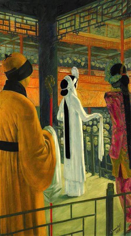 Beijing Opera, 1918