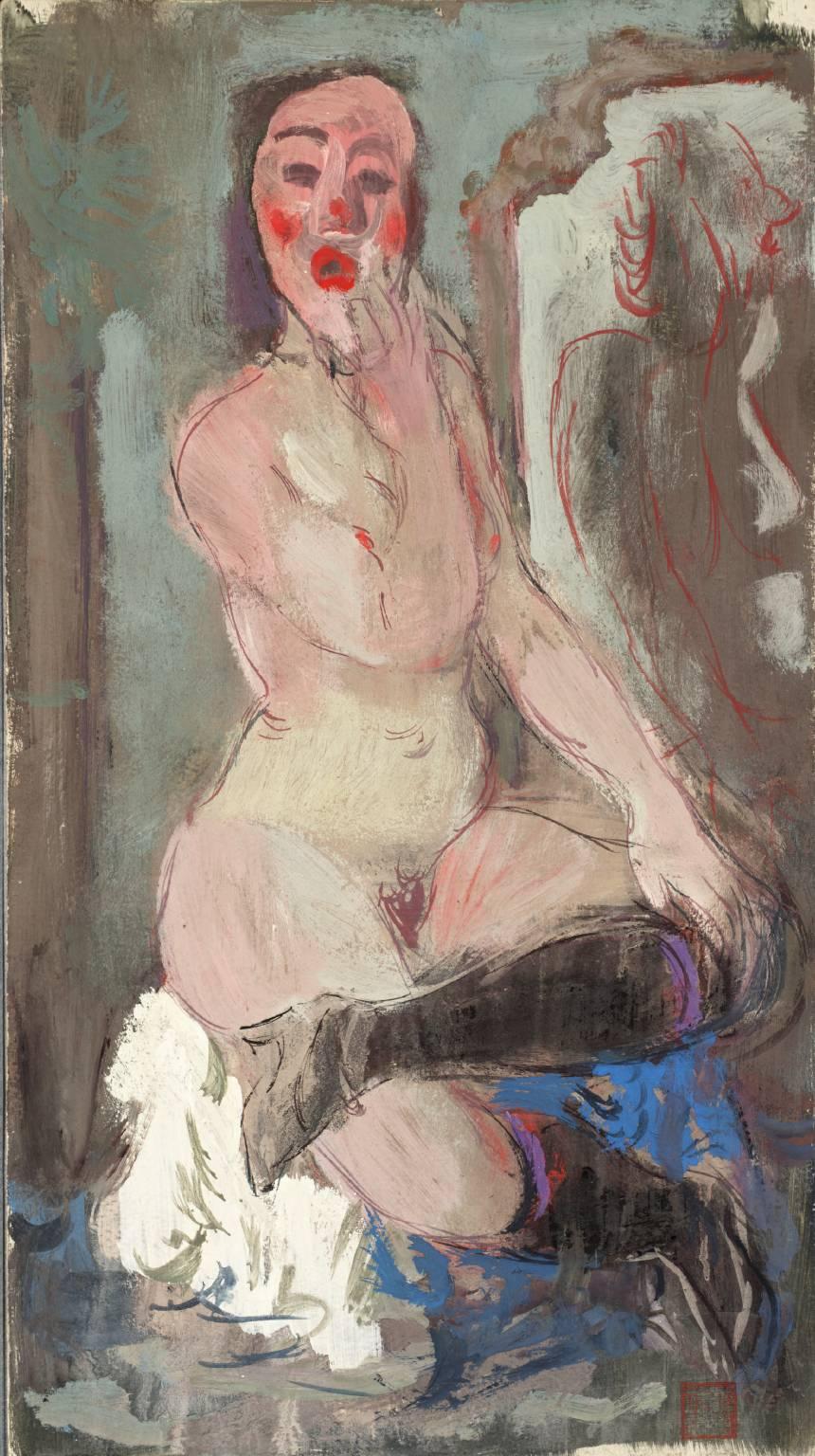 Nude, 1938