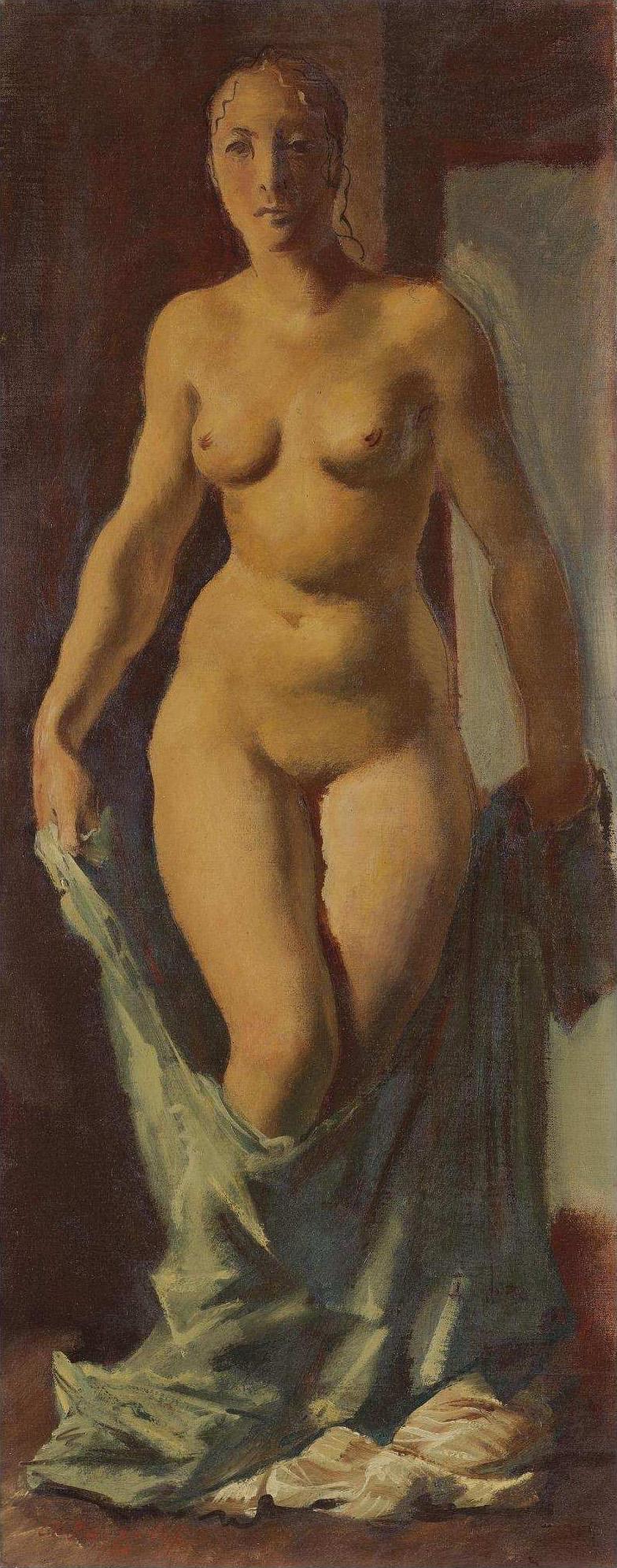 Standing Nude, 1928