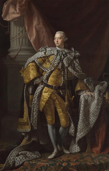 George III - Allan Ramsay