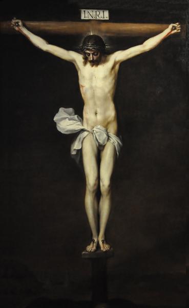 The Crucifixion, 1638 - Alonzo Cano