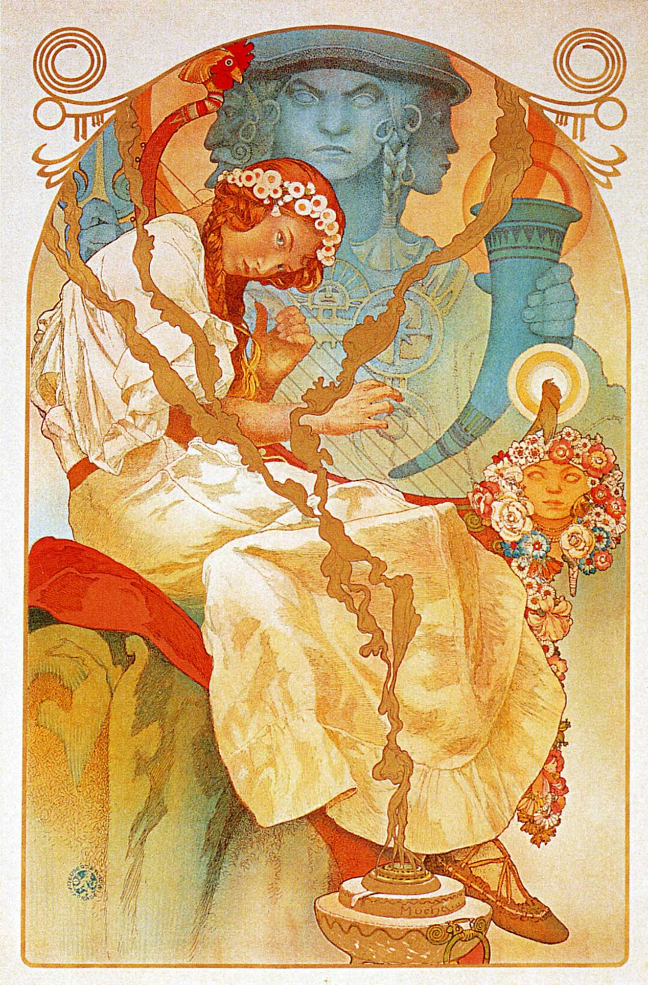 alfons mucha and the slav epic The building will be the permanent home to alfons mucha's slav epic, a cycle of  20 large-scale paintings where the paintings would be.