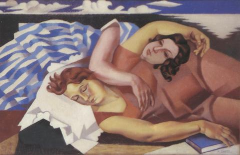La Plage, 1920 - André Lhote