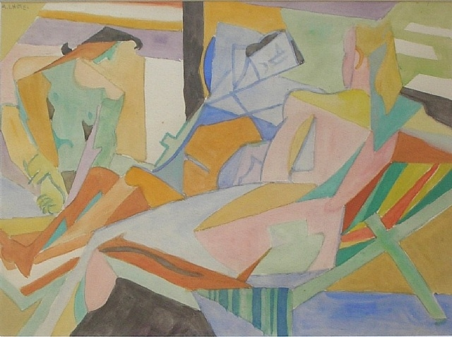 La Plage, 1957 - Андре Лот