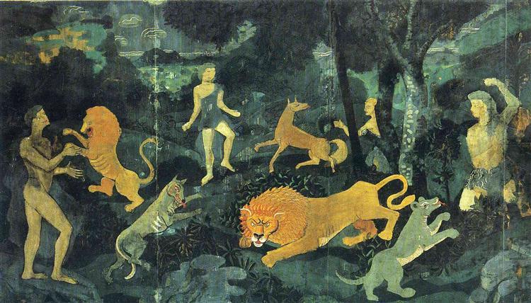 Golden age, c.1940 - André Derain
