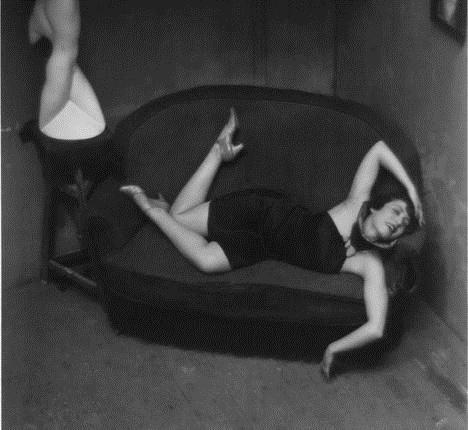 Satiric Dancer, 1926 - Andre Kertesz