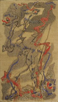 Figure, 1926 - 1927 - Андре Массон