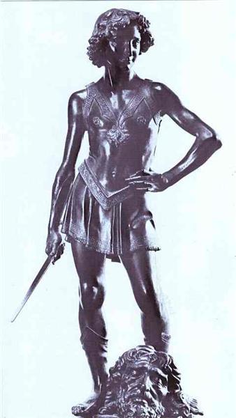 David - Andrea del Verrocchio