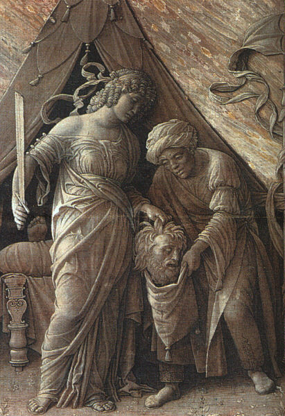 Judith and Holofernes, 1495 - 1500 - Andrea Mantegna ...