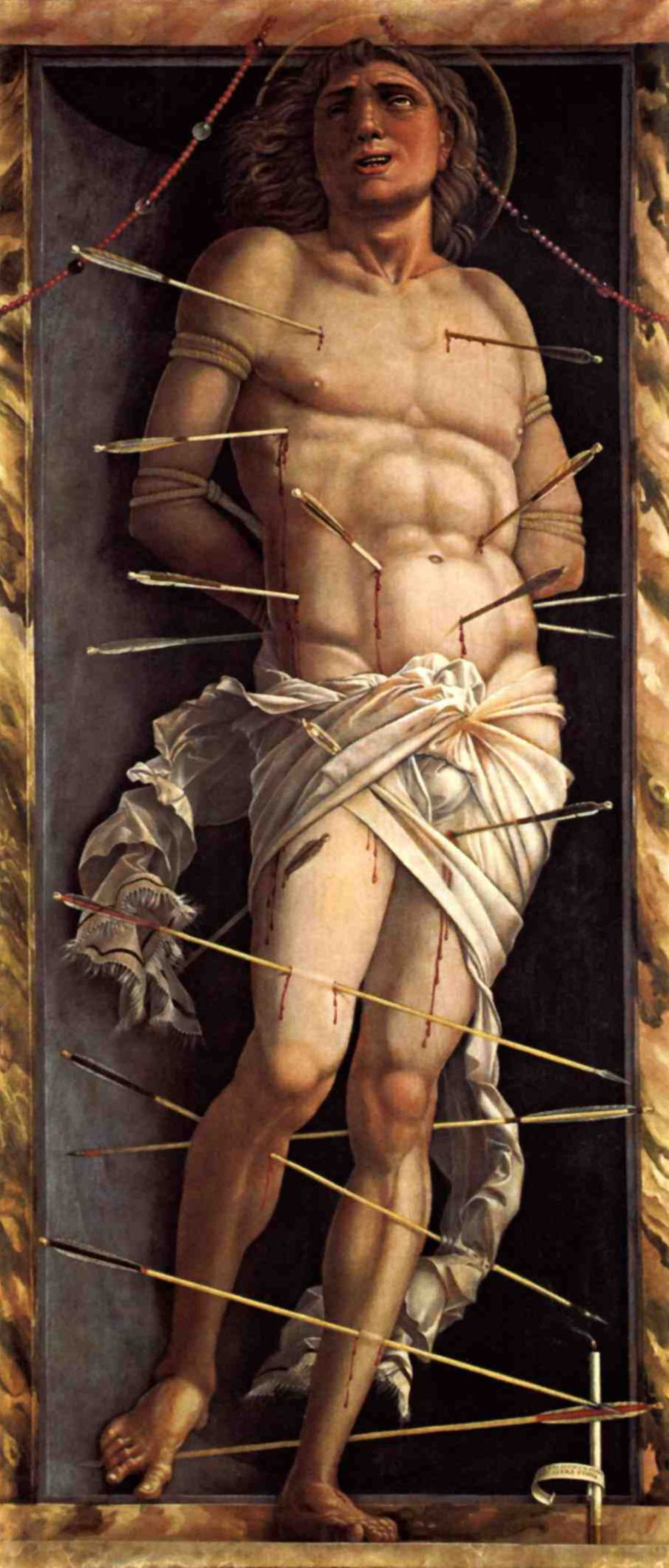 Image result for Saint Sebastian
