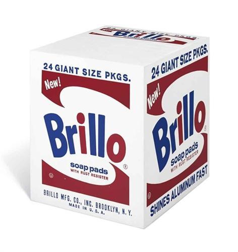 Brillo Soap Pads - Andy Warhol