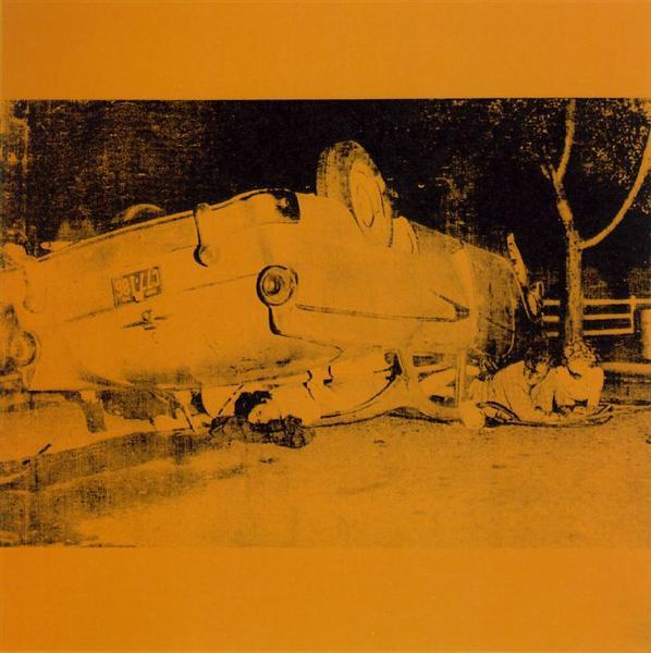 Five deaths, 1963 - Andy Warhol