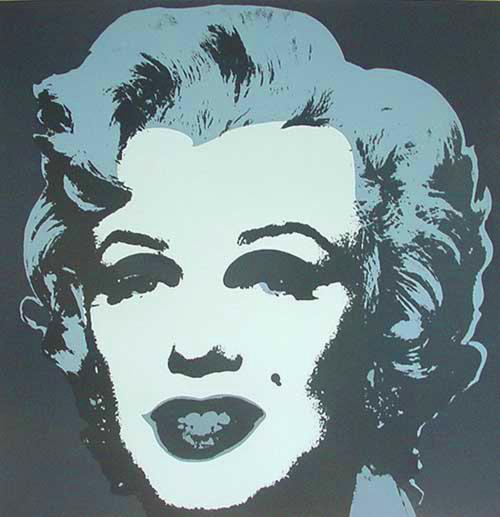 Marilyn Gray, 1962 - Andy Warhol
