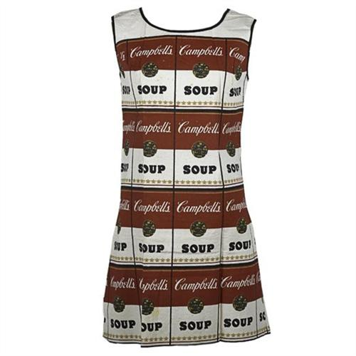 The Souper Dress - Andy Warhol