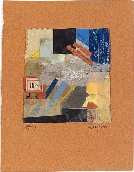 Number 7, 1948 - Енн Райан