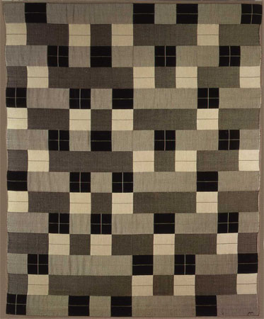 Black-White-Gray, 1964 - Anni Albers