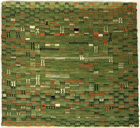 Pasture, 1958 - Anni Albers