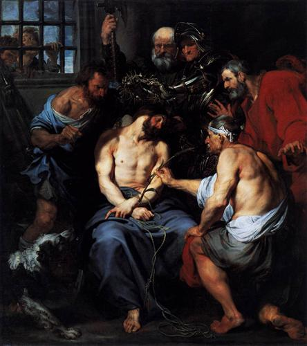 Crowning with Thorns - Anthony van Dyck