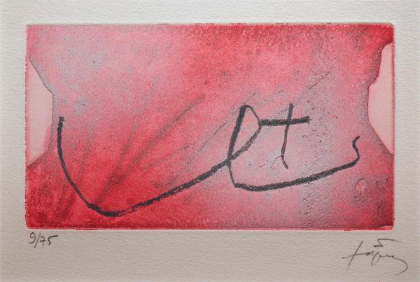 Seins, 1984 - Antoni Tapies