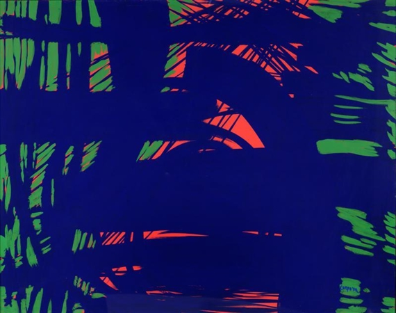 Il vento blu, 1973 - Antonio Corpora