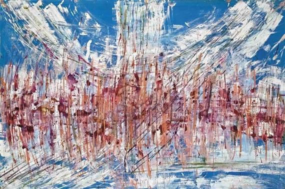 Musicalità dell'aurora, 1960 - Antonio Corpora