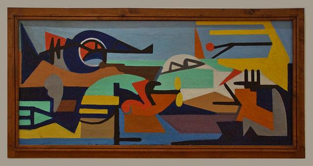 Still Life at the Sea, 1946 - Antonio Corpora