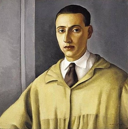 Self-Portrait, 1942 - Antonio Donghi