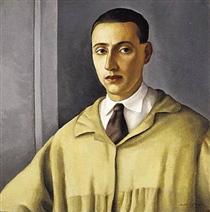 Self-Portrait - Антоніо Донгі