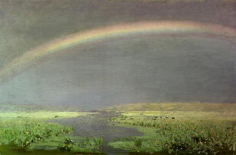 Rainbow - Arkhip Kuindzhi