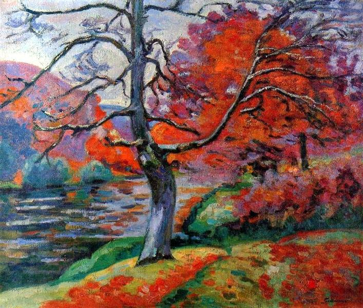 Echo Rock, 1905 - Armand Guillaumin
