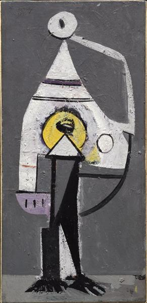 The Barber (Composition No. 5), 1933 - Arshile Gorky